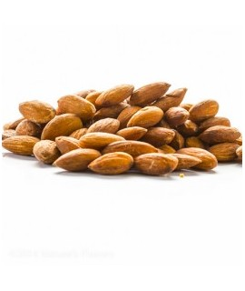Organic Almond Fragrance Oil True to Almond Character (Oil Soluble)