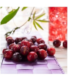 Stevia Cranberry Spring Water Flavor