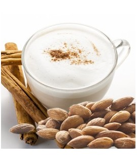 Organic Amaretto Cappuccino Flavor Cotton Candy Base