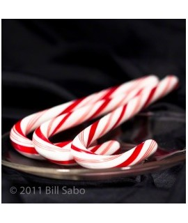 Organic Candy Cane Flavor Cotton Candy Base