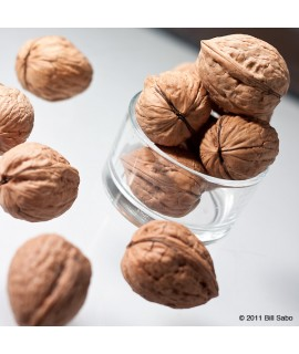 Walnut Organic Flavor Emulsion for High Heat Applications