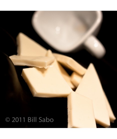 White Chocolate Organic Flavor Emulsion for High Heat Applications
