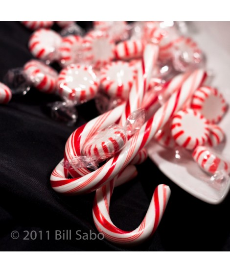 Candy Cane Organic Flavor Emulsion for High Heat Applications