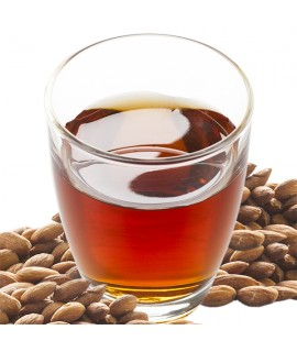 Organic Amaretto Hazelnut Flavor Extract