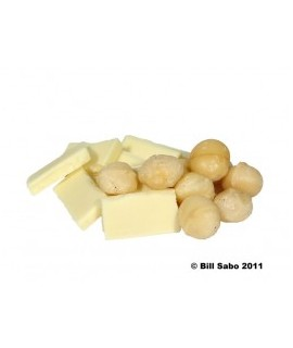 Organic White Chocolate Macadamia Nut Flavor Cotton Candy Base