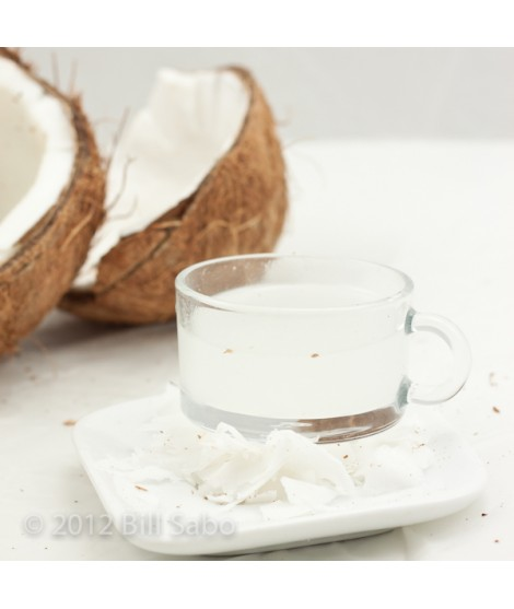 Organic Coconut Cream Flavor Concentrate