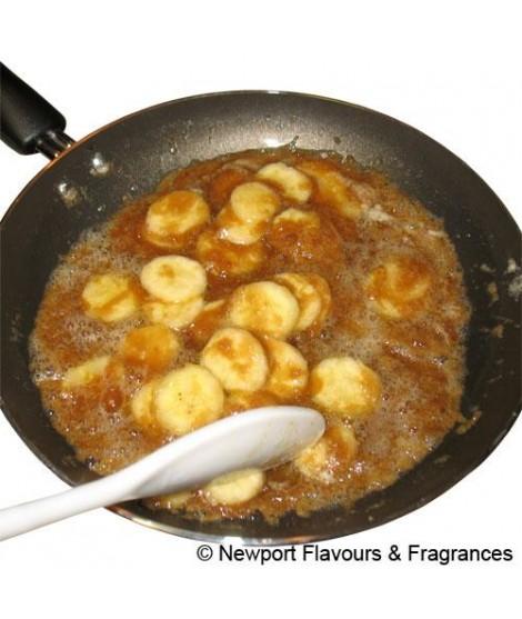 Organic Banana Foster Flavor Extract