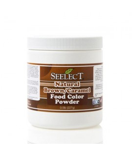 Brown Food Color Powder (Caramel)