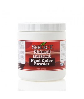Red Food Color Powder (Made From Beets)
