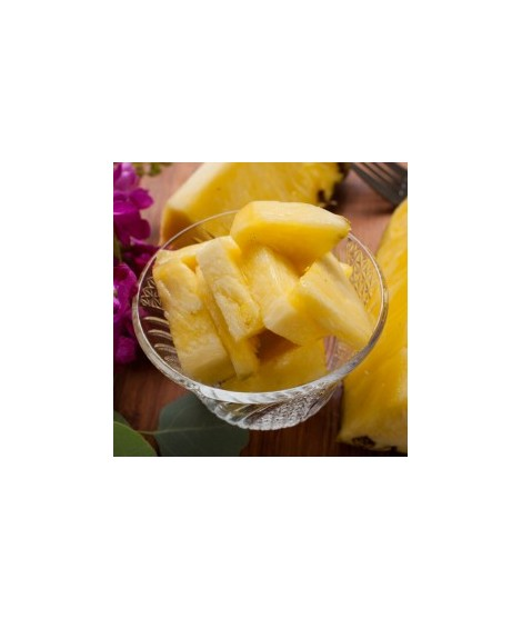 Organic Pineapple Filling, Topping and Variegate