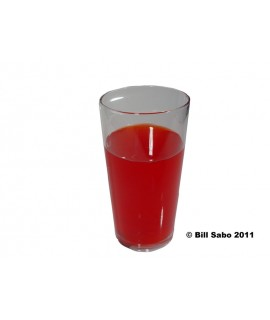 Organic Fruit Punch Flavor Concentrate For Beverages (100% Organic NOP)