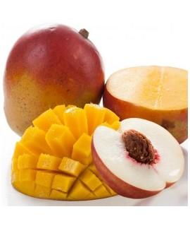 Organic Peach Mango Glaze