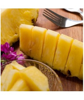 Organic Pineapple Fruit Glaze