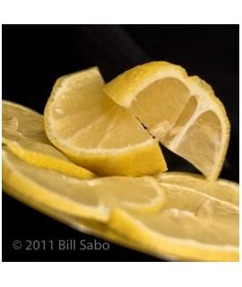 Organic Lemon Flavor Compounds