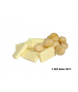 Organic White Chocolate Macadamia Nut Flavor Concentrate