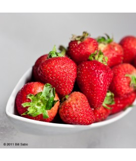 Organic Strawberry Flavor Concentrate