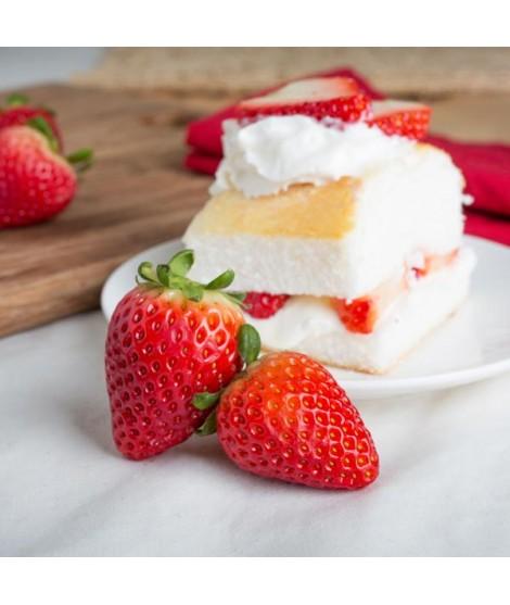 Organic Strawberry Shortcake Flavor Concentrate