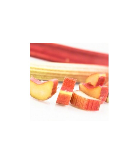 Organic Rhubarb Flavor Oil