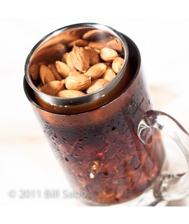 Organic Almond Cola Flavor Extract Without Diacetyl