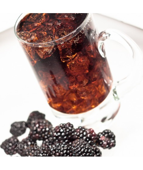 Organic Blackberry Cola Flavor Extract