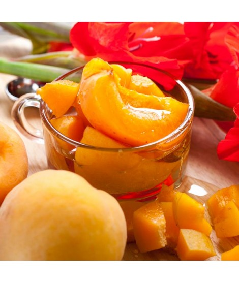 Apricot Flavor Emulsion for High Heat Applications