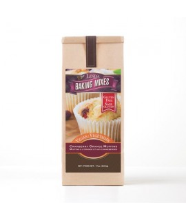 Cranberry Orange Muffin Mix Gluten Free