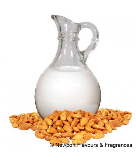 Organic Almond Cream Flavor Extract