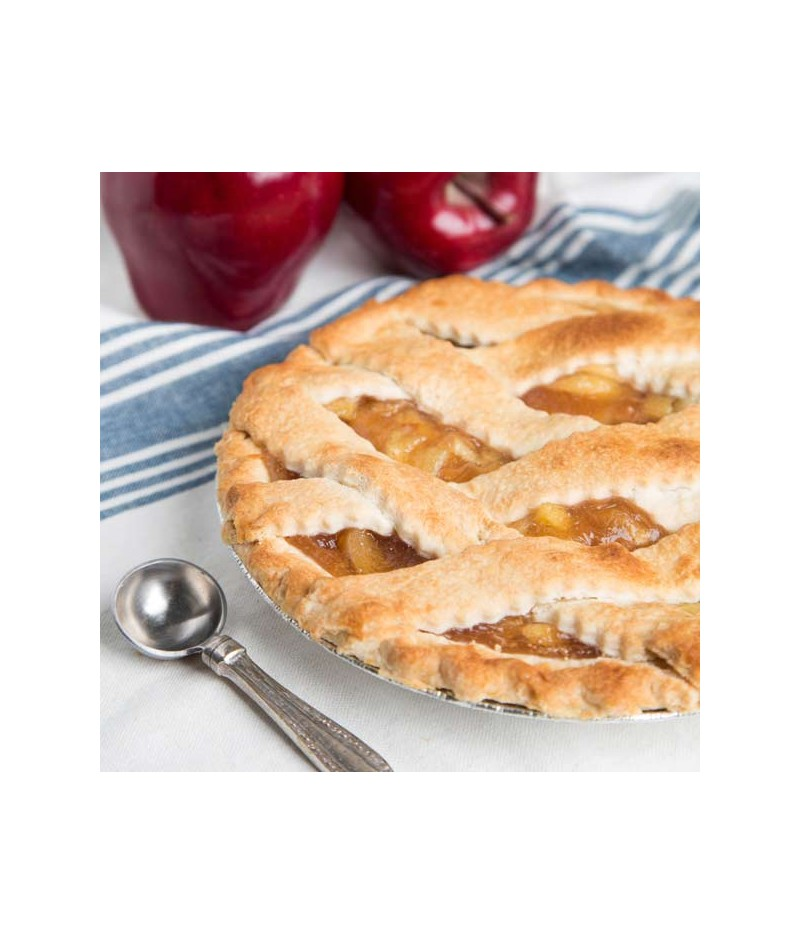 Organic Apple Pie Filling, Topping And Variegate