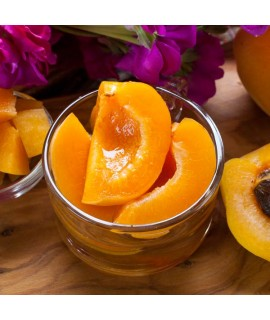 Organic Apricot Brandy Glaze