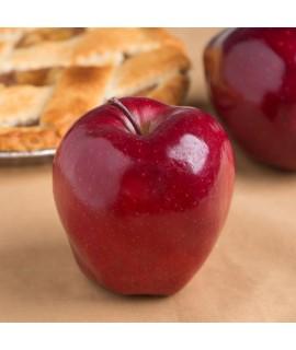 Organic Apple Flavor Oil For Chocolate (Kosher, Vegan, Gluten Free, Oil Soluble)