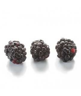 Organic Blackberry Flavor Oil For Chocolate (Kosher, Vegan, Gluten-Free, Oil Soluble)