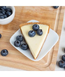 Organic Blueberry Cheesecake Flavor Oil For Chocolate (Kosher, Vegan, Gluten-Free, Oil Soluble)