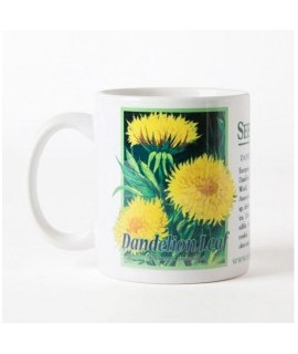 Coffee and Tea Mug - Dandelion
