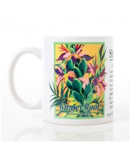 Coffee and Tea Mug - Ginger Root