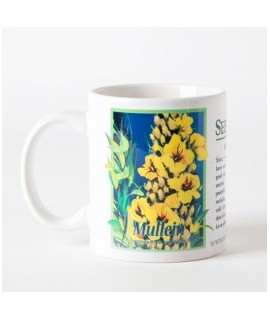 Coffee and Tea Mug - Mullein