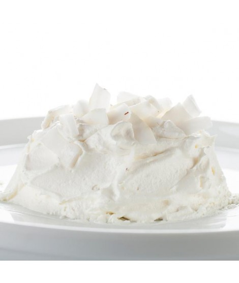 Organic Coconut Cream Flavor Oil For Chocolate (Kosher, Vegan, Gluten Free, Oil Soluble)