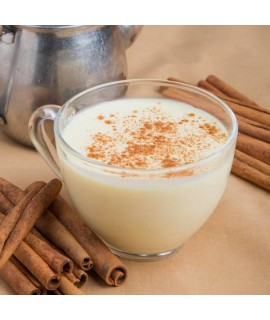 Organic Eggnog Flavor Oil For Chocolate (Kosher, Vegan, Gluten-Free, Oil Soluble)
