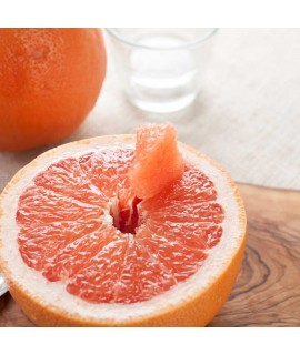 Organic Grapefruit Flavor Oil For Chocolate (Kosher, Vegan, Gluten-Free, Oil Soluble)