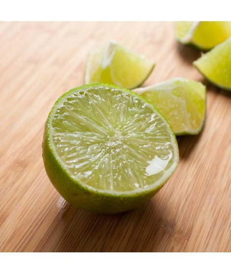 Organic Lime Flavor Oil For Chocolate (Kosher, Vegan, Gluten-Free, Oil Soluble)