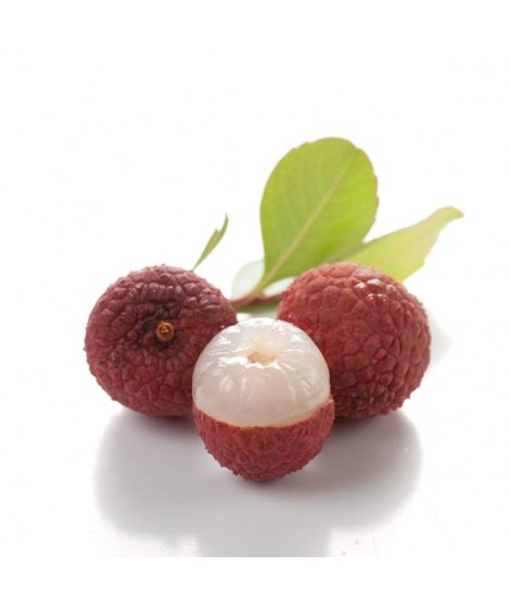 Organic Lychee Flavor Oil For Chocolate (Kosher, Vegan, Gluten-Free, Oil Soluble)