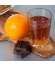Organic Orange Chocolate Liqueur Flavor Oil For Chocolate (Kosher, Vegan, Gluten Free, Oil Soluble)