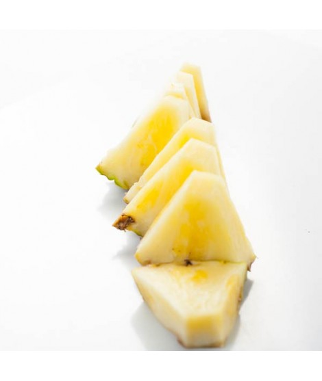 Organic Pineapple Flavor Oil For Chocolate (Kosher, Vegan, Gluten-Free, Oil Soluble)