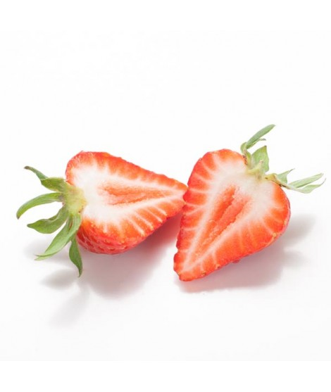 Organic Strawberry Flavor Oil For Chocolate (Kosher, Vegan, Gluten-Free, Oil Soluble)