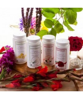 Sample Pack of Organic Fragrance Powders