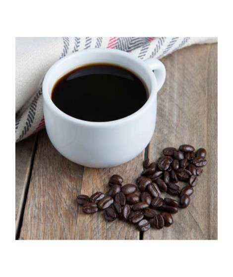 Organic Coffee Fragrance Oil (Alcohol Soluble)