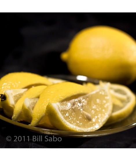Organic Lemon Sugar Fragrance Oil (Alcohol Soluble)