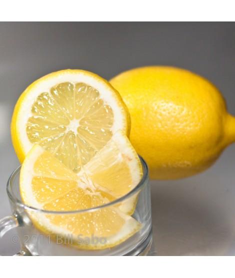 Organic Lemon Verbena Fragrance Oil (Alcohol Soluble)