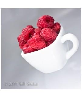 Organic Instant Raspberry Sorbet Powder