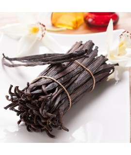 Organic Vanilla Fragrance Oil (Alcohol Soluble)(Heavy Floral)