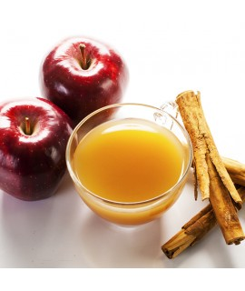 Organic Apple Spice Fragrance Emulsion (Water Soluble)